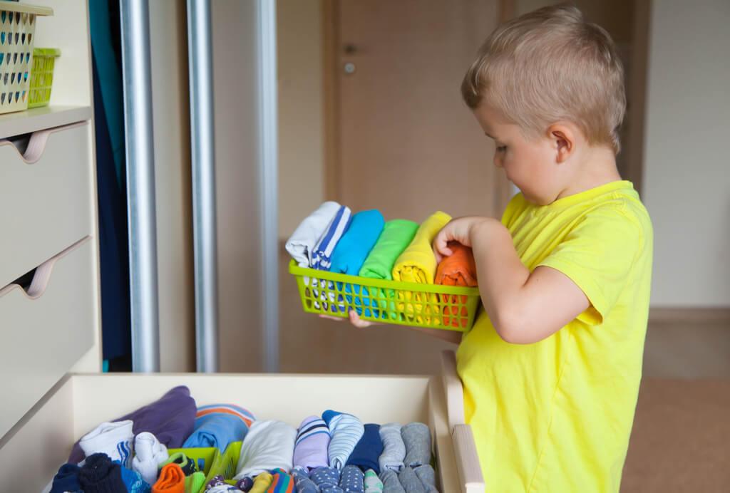 autonomia personal en niños