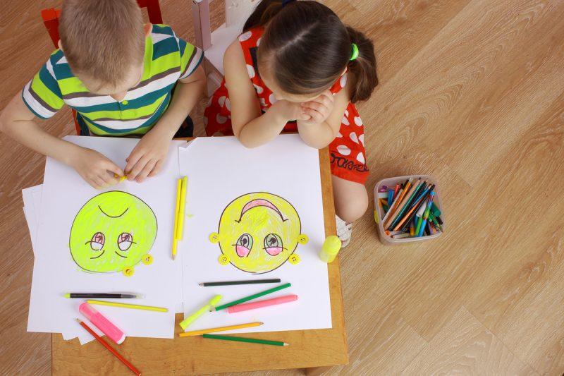 Inteligencia emocional en niños de primaria