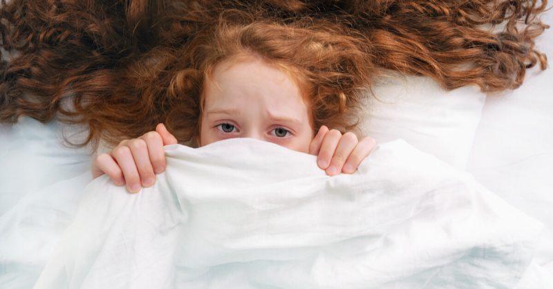 miedo a dormir solo